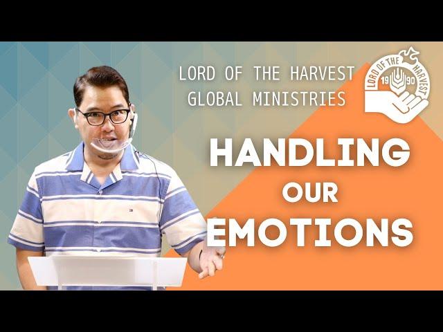 HANDLING OUR EMOTIONS (Japanese subtitle)