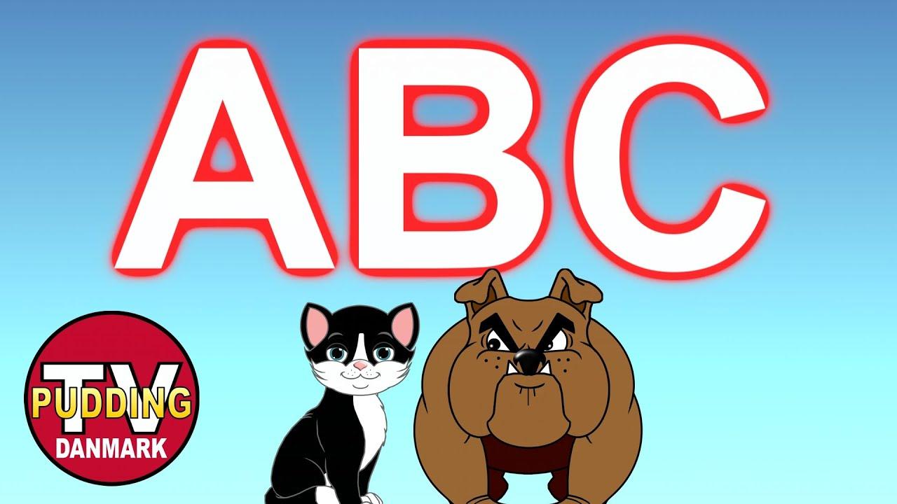 ABC-sangen - Det dansk-norske alfabet | Danske børnesange