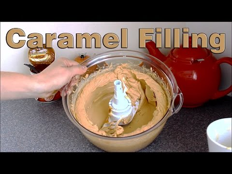 how-to-make-a-caramel-flavour-cake-filling-|-happyfoods