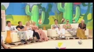 Ирина Ортман Ток Шоу Каникулы в Мексике 2 в эфире MTV