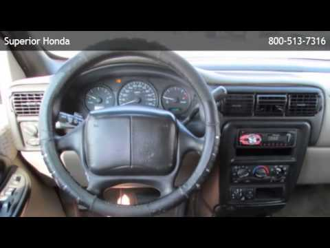 2000 chevrolet venture ext wb ls new orleans youtube for Superior honda new orleans