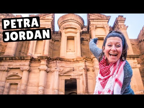 Exploring The Lost City Of PETRA | A Rollercoaster Of Emotions