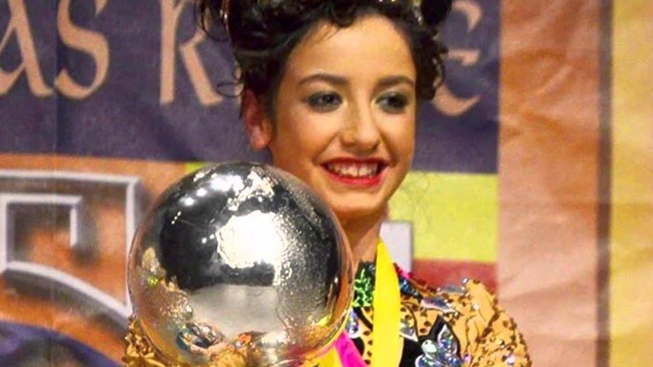 Aiesha Coyle World Champion