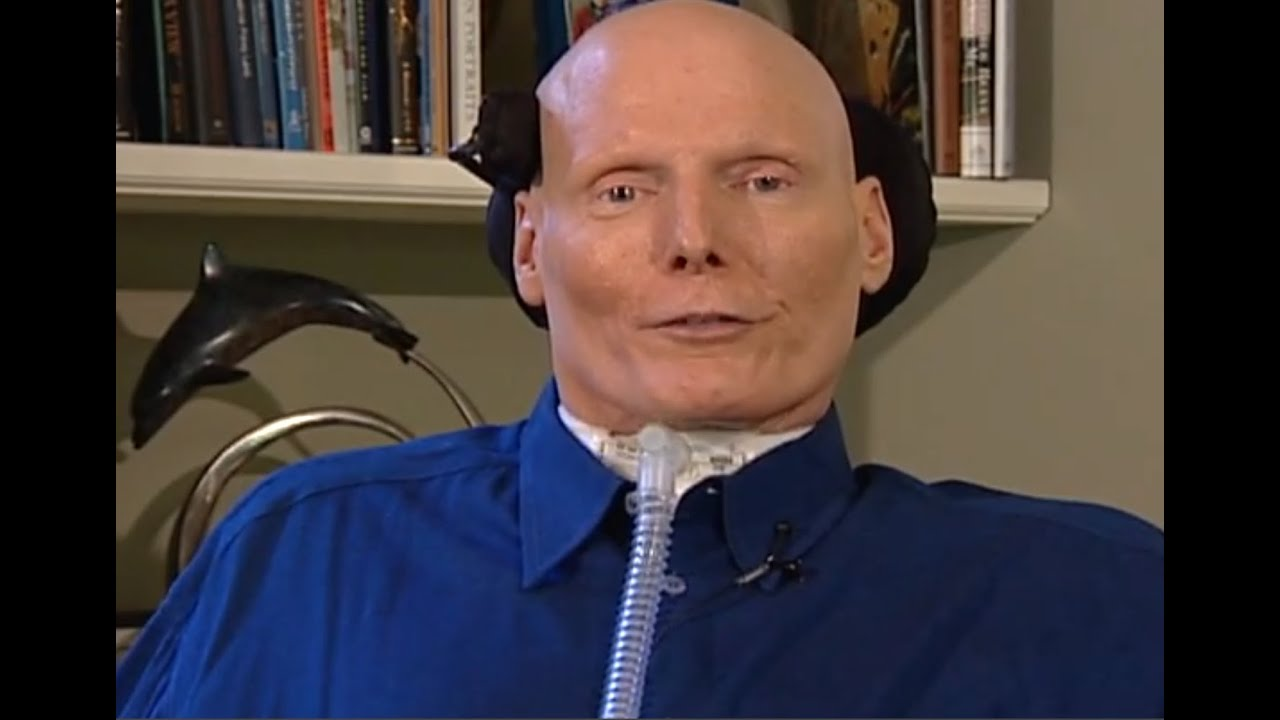 christopher reeve   bing images