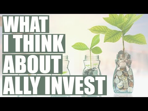 ALLY INVEST REVIEW | INVESTING FOR BEGINNERS
