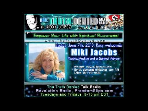 Miki Jacobs catapults us out of Spiritual Amnesia
