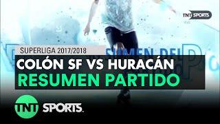 Video Gol Pertandingan Colon vs Huracan