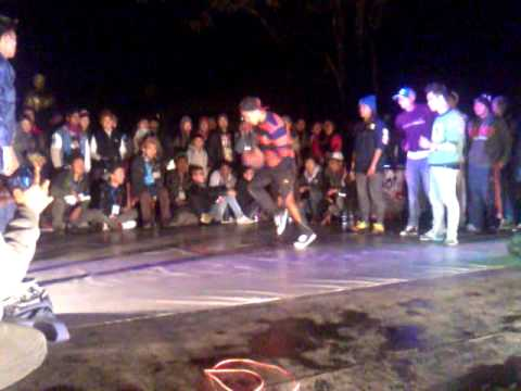 Darjeeling B.Boys - Power OF Youth Jam, Darjeeling. Organised by D.C.B Crew