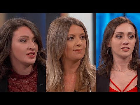 Three Sisters Who Were Addicted To Heroin Return To 'Dr. Phil'