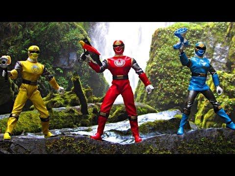 Power Rangers Ninja Storm (12 inch talking figures)