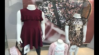 PRIMARK Girl's Clothes (7-15 Years) November 2018