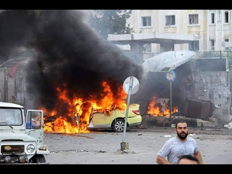 Explosions in Tartous and Jableh