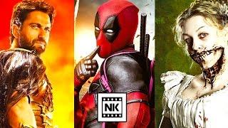 Премьеры 2016 | Самые ожидаемые фильмы в феврале