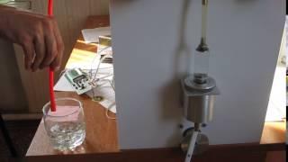 Работа дозатора для розлива жидкостей во флаконы ПАРС с сайта mypractic.ru