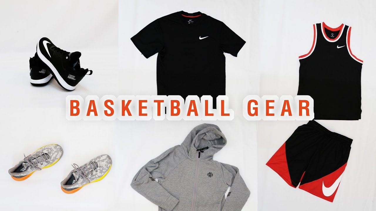 Basketball Gear!