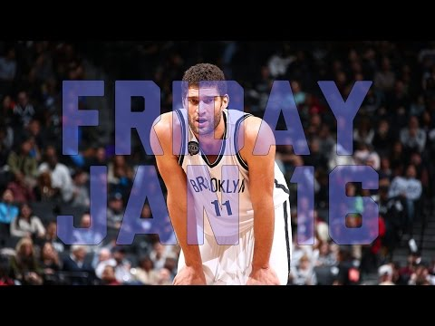 NBA Daily Show: Jan. 16 – The Starters