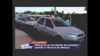 Operação Jaguariúna  - Brasil Urgente Campinas - 29 07 2014