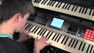 Chromatic Keyboard Improvisation and jam