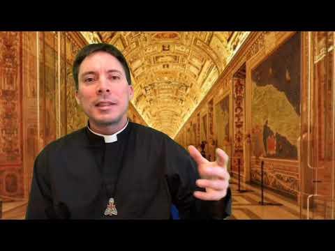The Lesbian Bishop Solution - Fr. Mark Goring, CC