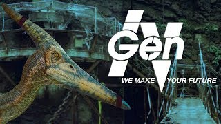 The Mystery of the InGen Bird Cage In Jurassic Park 3