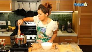 How To Make Coconut Date Oatmeal