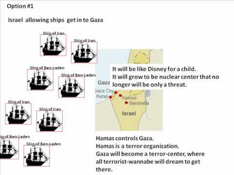 Should Israel allow ships to reach freely Gaza?
