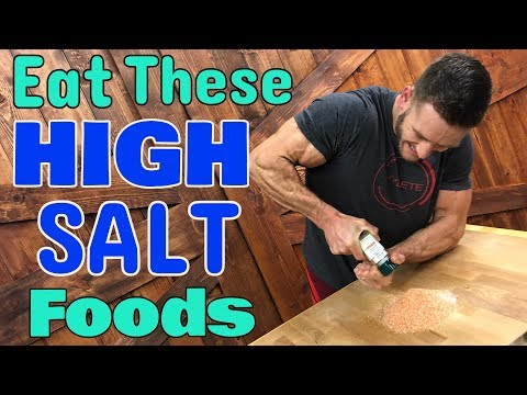 Keto Tip: Reduce Low Carb Symptoms with these High Sodium Foods- Thomas DeLauer