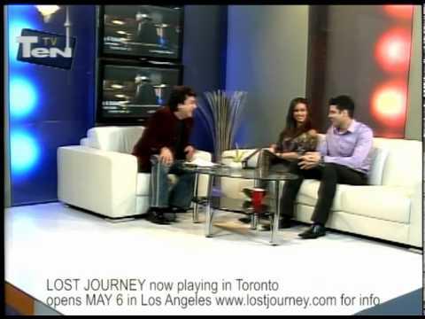 Lost Journey tentv cast part 1