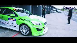 HEICO SPORTIV - Volvo C30 T5 race car in Australia