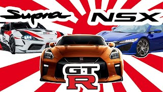 Are Japanese Sports Cars Finally Making A Comeback?