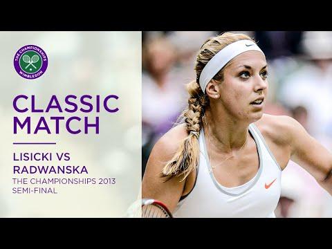 Sabine Lisicki Vs Agnieszka Radwanska | Wimbledon 2013 Semi-final | Full Match