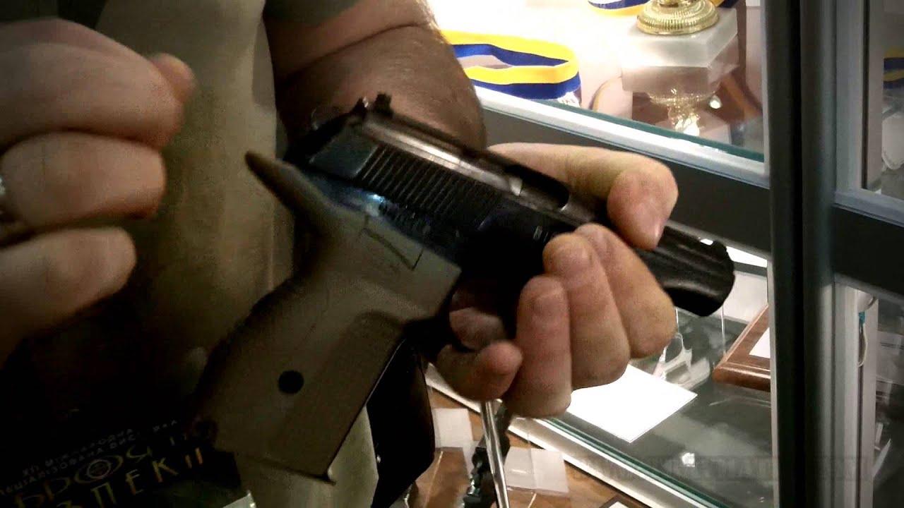 Рукоятка для ПМ PM-G, Fab Defense. Тюнинг Макарова. - YouTube