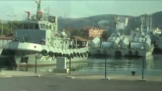 видео 3 курортных городка у моря в Черногории