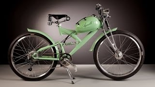 Vintage Style Luca Agnelli Electric Bicycles