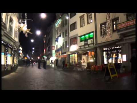 Basilea - Basel - Bâle - Basle Suiza // Zwitserland 16 Feria de navidad