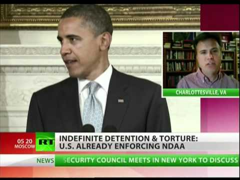 Indefinite detention and torture: NDAA in action