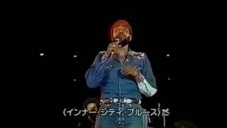 Marvin Gaye LIVE - Inner City Blues 1974