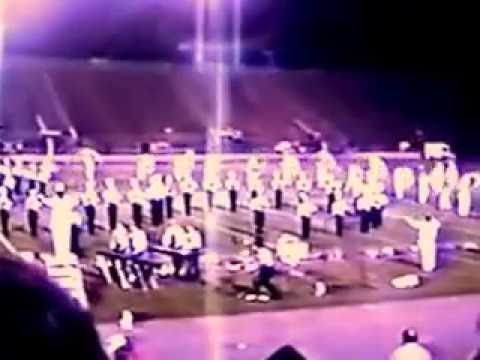 Manheim Township High School Marching Band- States-November 1991- First Place Liberty Conference