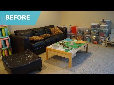 Playroom Makeover Ideas – IKEA Home Tour (Episode 204)