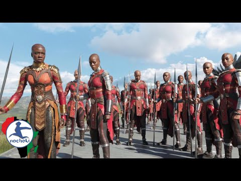 Top 10 Strongest Warriors in the History of Africa