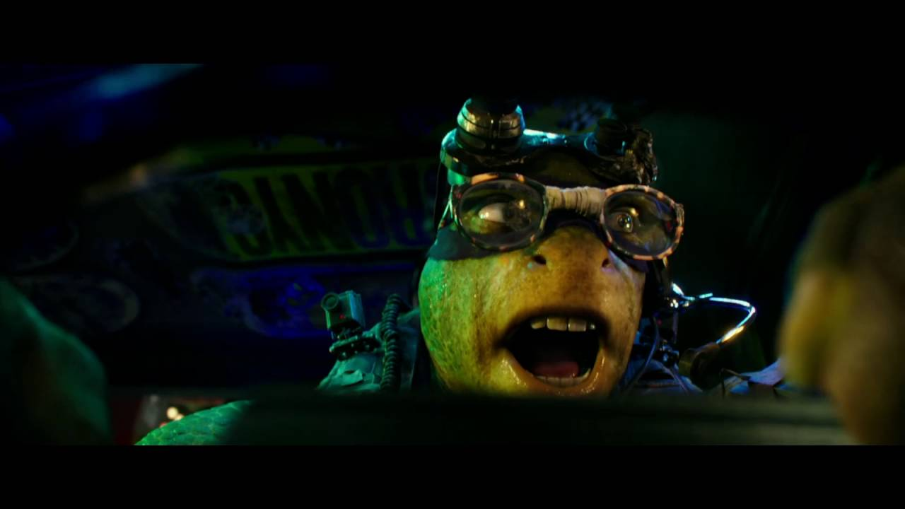 Ninja Turtles: Out Of The Shadows | Clip -  Take Out The Trash