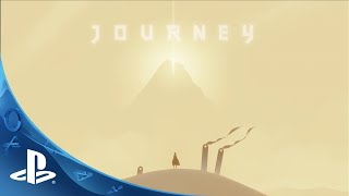 Journey Announce Trailer | PS4