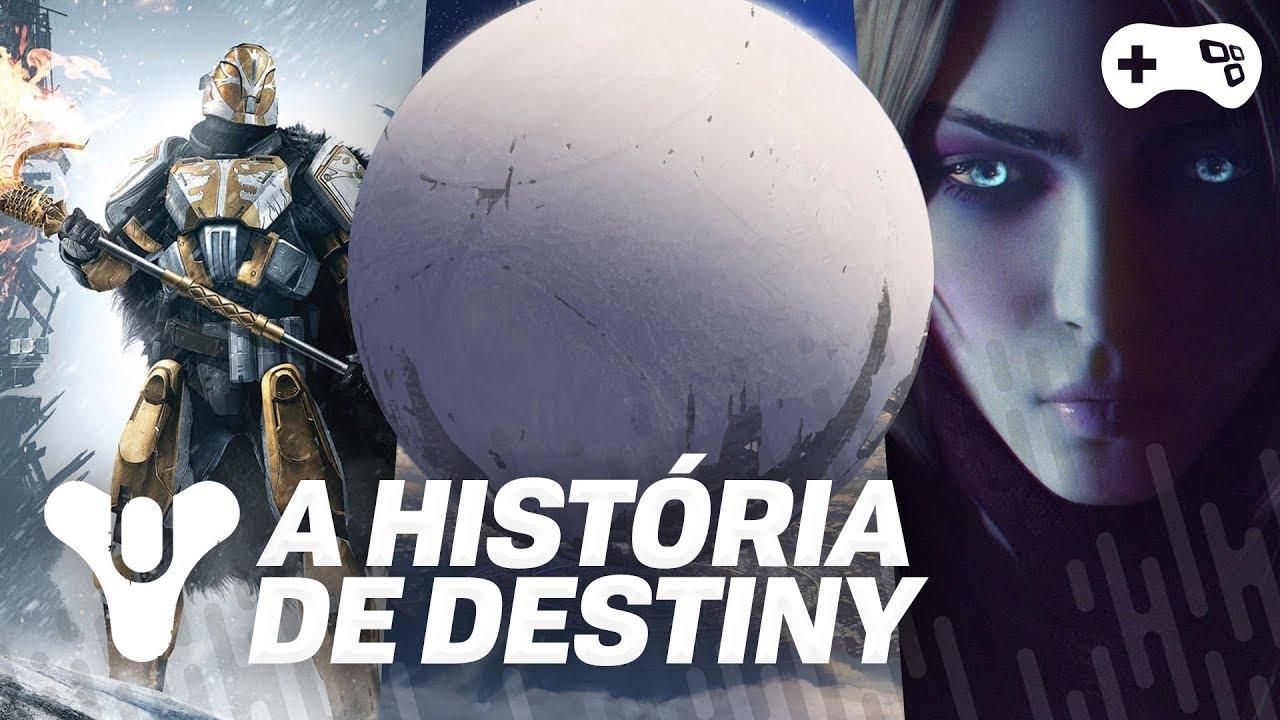 A HISTÓRIA EXPLICADA DE DESTINY (e de suas expansões) - Resumo do jogo