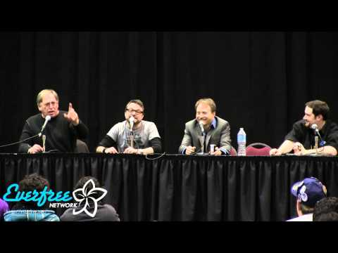 How To Voice Act Panel - Las Pegasus Unicon 2013