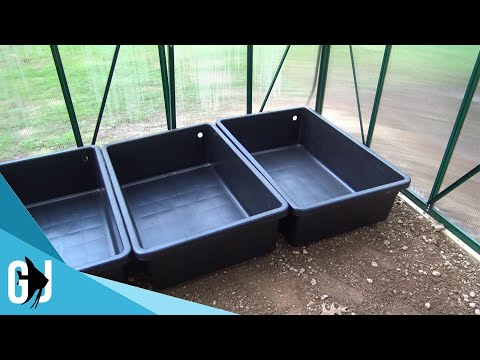 #545: Laguna Pond Tubs For Aquaponics - Update Monday