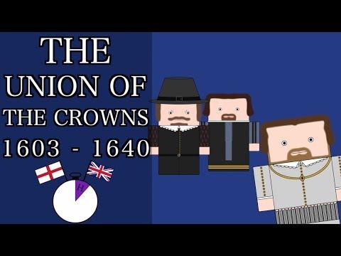 Ten Minute English and British History #19 - The Early Stuarts and the Gunpowder Plot