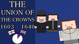 Ten Minute English and British History #19 - The Early Stuarts and the Gunpowder Plot