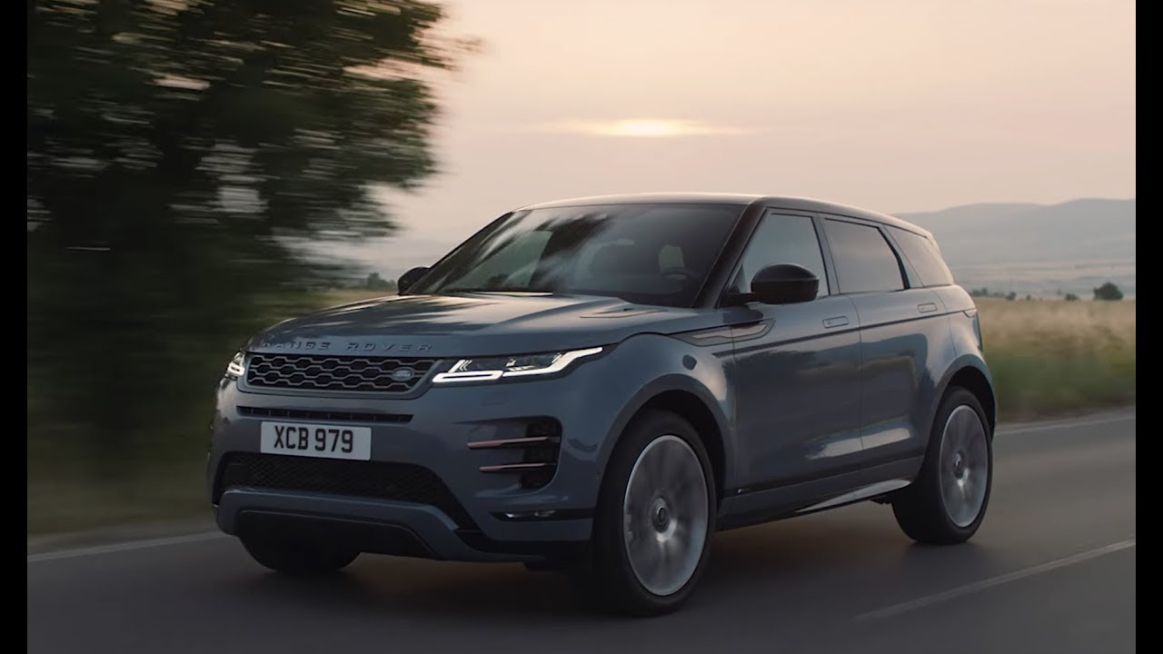New Range Rover Evoque The Original Luxury Compact Suv