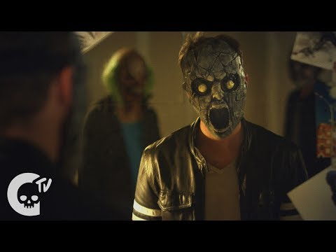 The Mask Maker  Scary Short Horror Film  Crypt TV