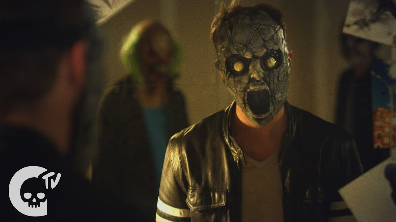 The Mask Maker   Scary Short Film   Crypt TV
